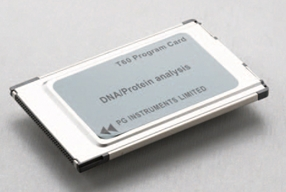 program cards