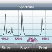 Spectrum Scan on C30