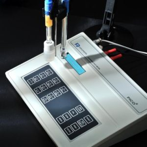 Combined pH and Conductivity Meter