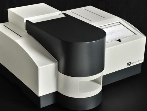 T75 Dual Beam Spectrophotometer