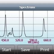Spectrum Scan on C30