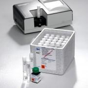 C30M utliising Merck Reagent Kits